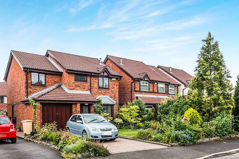 4 Bedrooms Detached House for sale in Fernside, Radcliffe, Manchester, M26