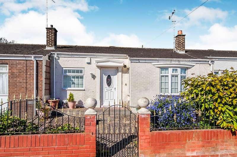 2 Bedrooms Bungalow for sale in Walpole Court, Millfield, Sunderland, SR4