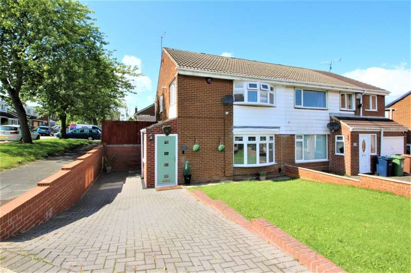 3 Bedrooms Semi Detached House for sale in Rotherham Road, Wear View, Sunderland, SR5