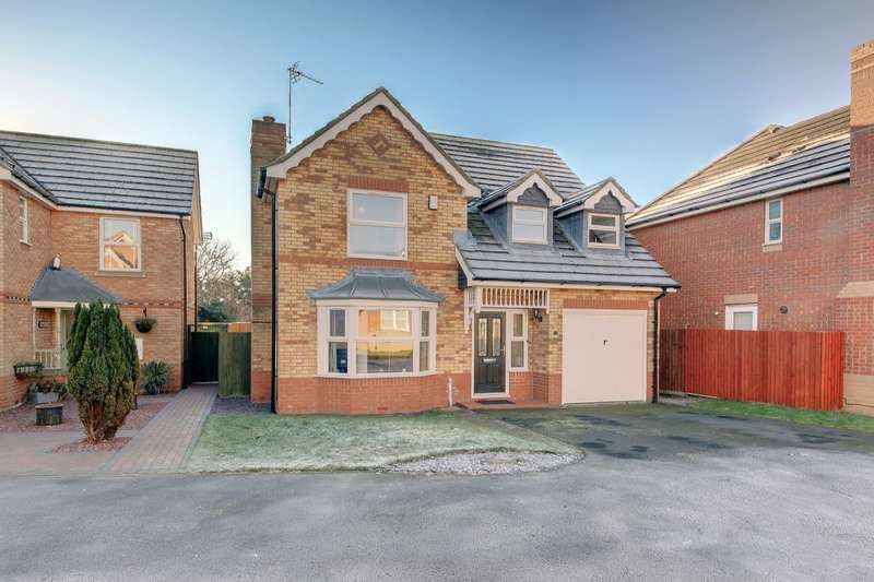 4 Bedrooms Detached House for sale in Alexandra Gardens, North Shields, Tyne And Wear, NE29