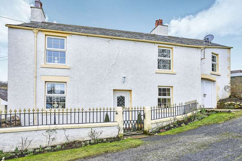 3 Bedrooms Detached House for sale in Brow Foot, Broad Oak, Ravenglass, Cumbria, CA18