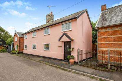3 Bedrooms Detached House for sale in Mendlesham, Stowmarket, Suffolk