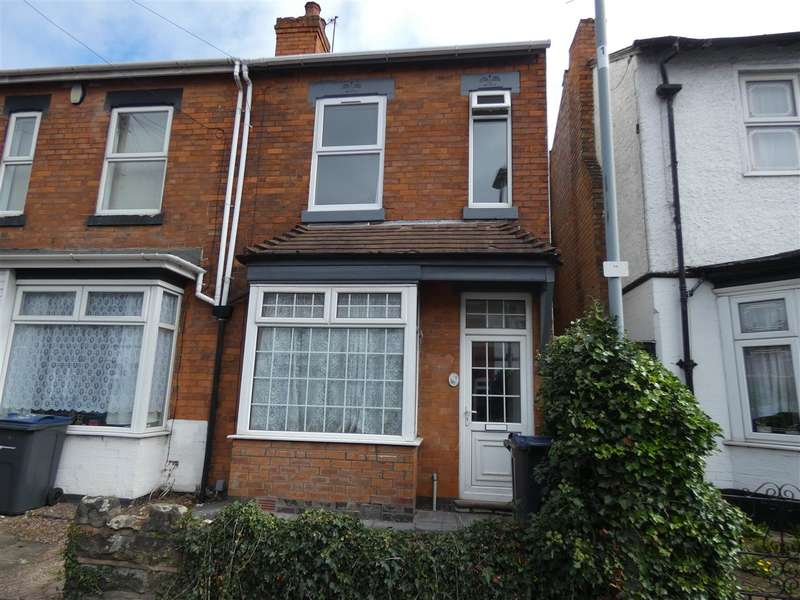 3 Bedrooms End Of Terrace House for rent in Waterloo Road, Yardley, Birmingham