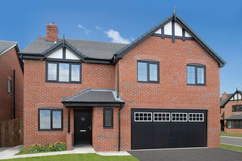 5 Bedrooms Detached House for sale in Cheerbrook Gardens Off Cheerbrook Road, Willaston, Nantwich, CW5