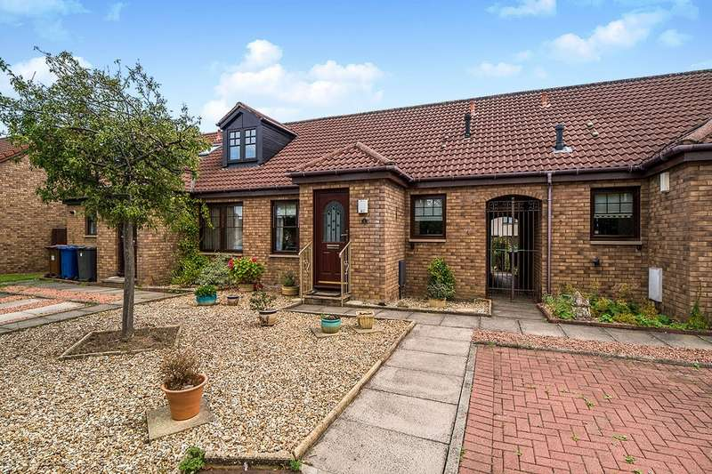 2 Bedrooms Semi Detached Bungalow for sale in Rose Cottages, Bonnyrigg, Midlothian, EH19