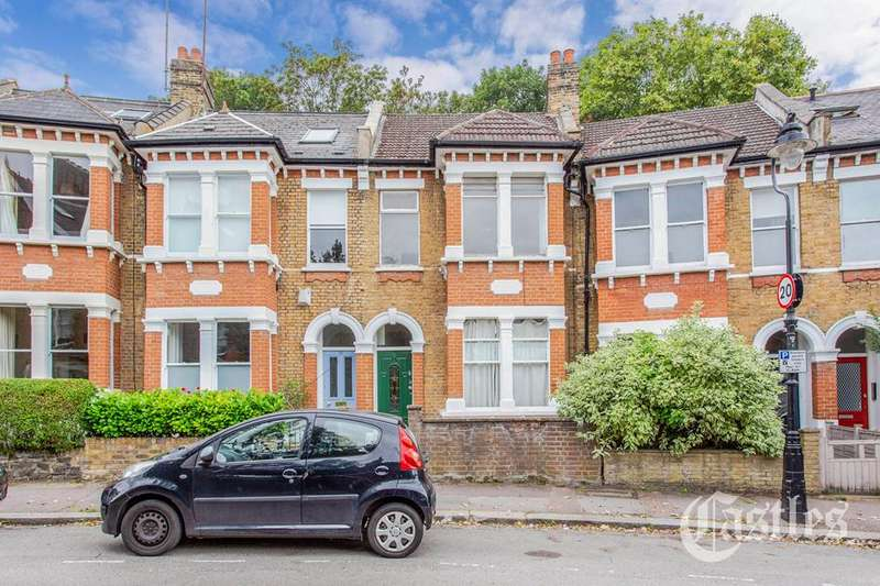 4 Bedrooms Property for sale in Edison Road, Crouch End, London, N8