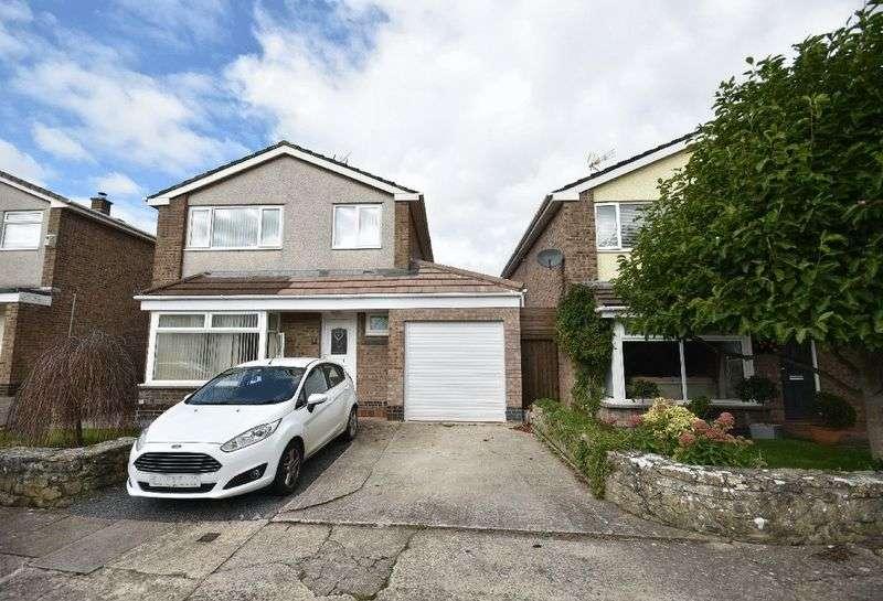 3 Bedrooms Property for sale in 4 Nant-Yr-Adar, Llantwit Major, Vale of Glamorgan
