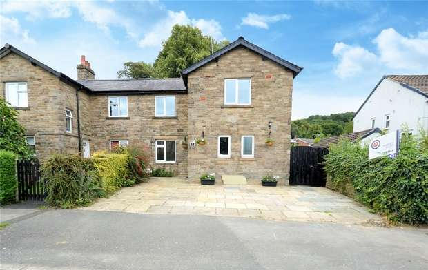3 Bedrooms Semi Detached House for sale in Greenfield Road, Bollington, Macclesfield, Cheshire