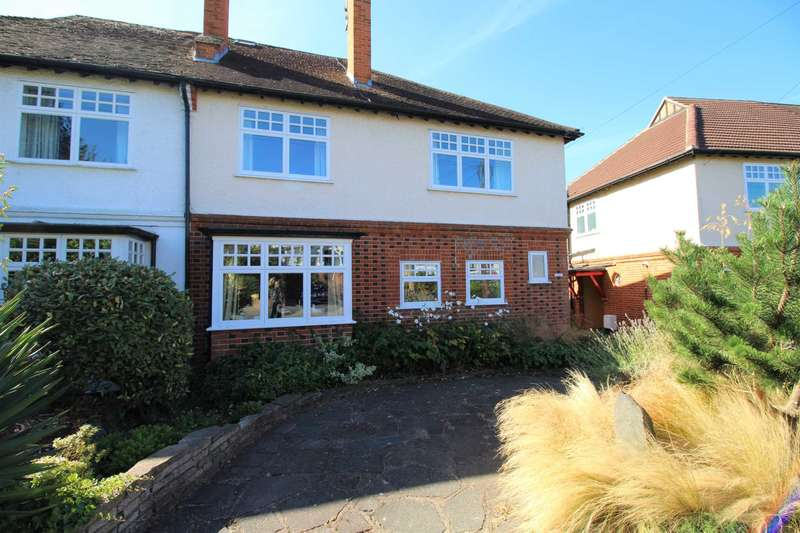 4 Bedrooms Semi Detached House for sale in Park Road, Brentwood