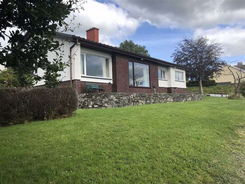 4 Bedrooms Detached Bungalow for sale in Glynderi, Tanerdy, Carmarthen