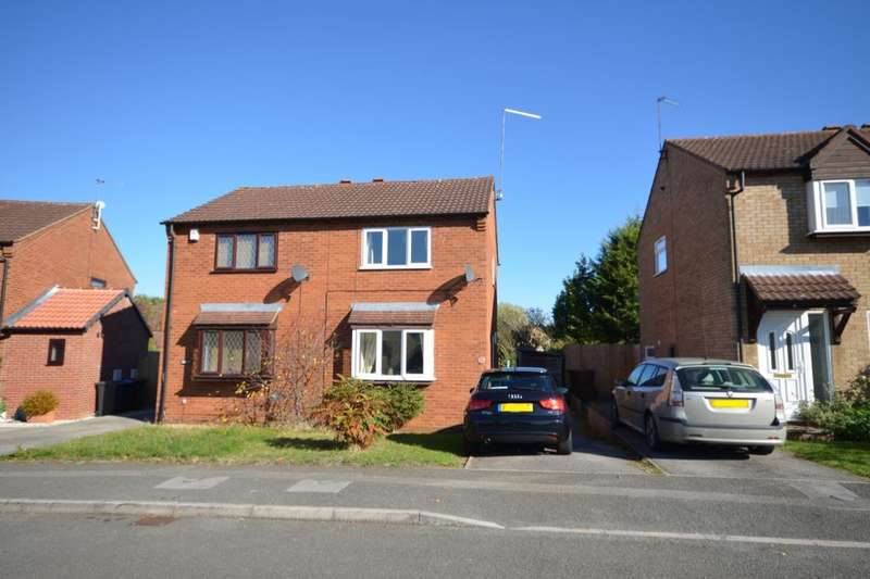 2 Bedrooms Semi Detached House for rent in Kelburn Close, Northampton, NN4