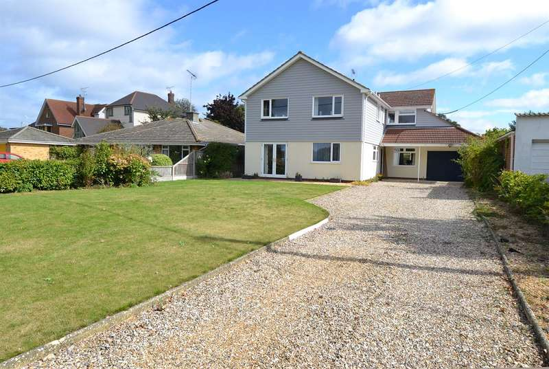 5 Bedrooms Detached House for sale in The Drove, Chestfield, Whitstable