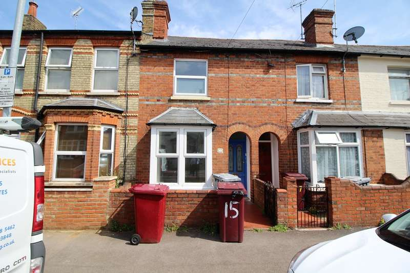 3 Bedrooms Terraced House for sale in Cranbury Road, Reading, RG30