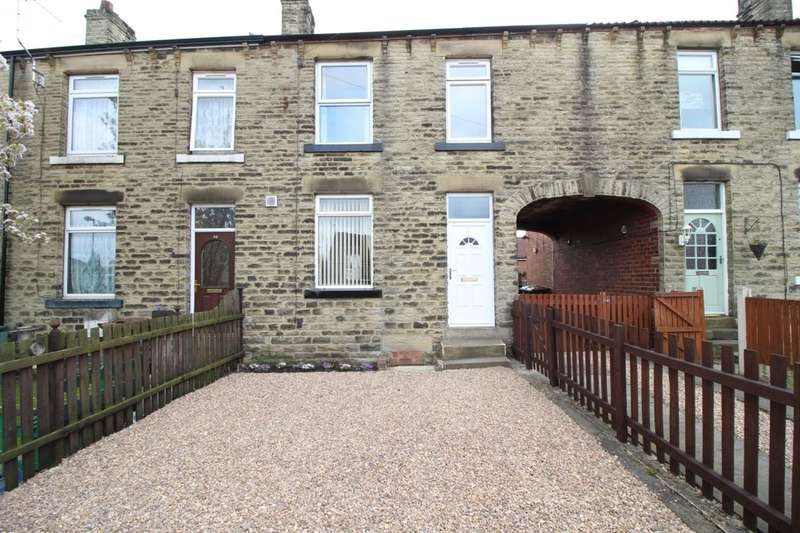 2 Bedrooms Terraced House for rent in Intake Lane, Ossett, WF5