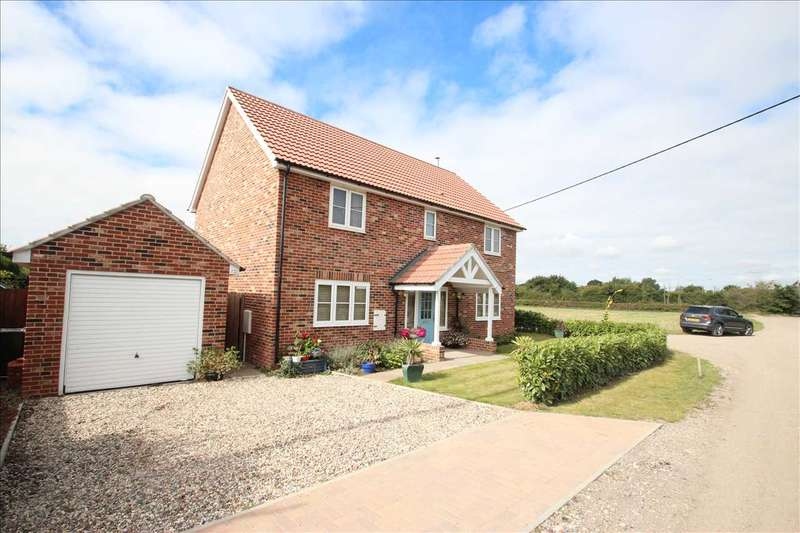4 Bedrooms Detached House for sale in Bluebell House, Homing Road, Little Clacton