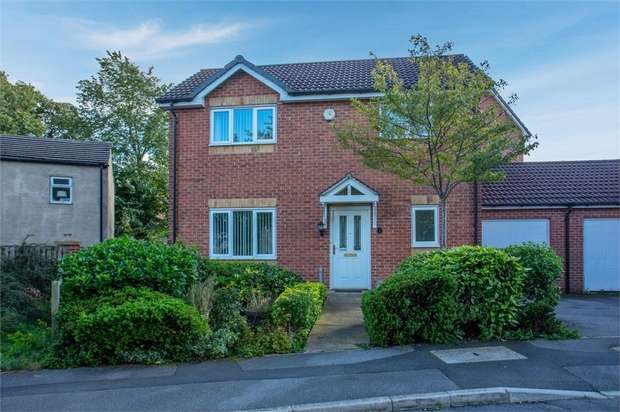 2 Bedrooms Link Detached House for sale in Cameron Grove, Eccleshill, Bradford, West Yorkshire
