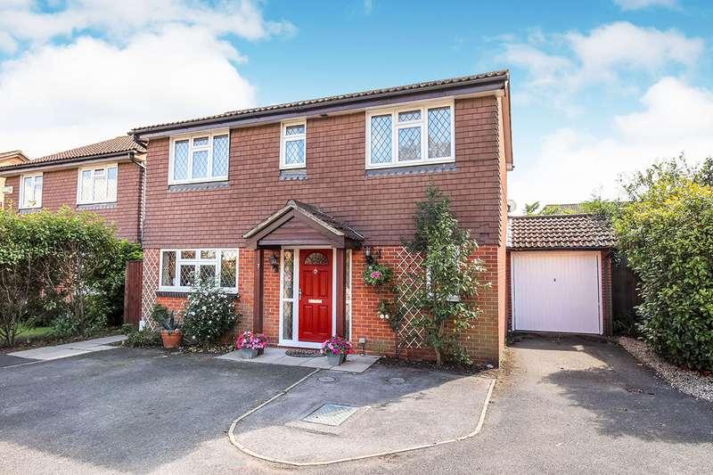Detached House for sale in Borrowdale Close, Egham, Surrey, TW20