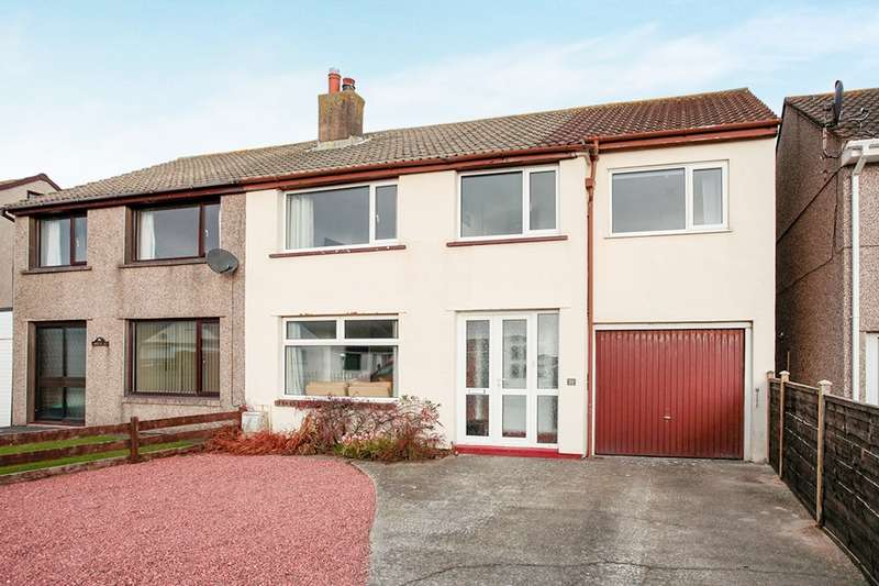 5 Bedrooms Semi Detached House for sale in Wasdale Park, Seascale, Cumbria, CA20