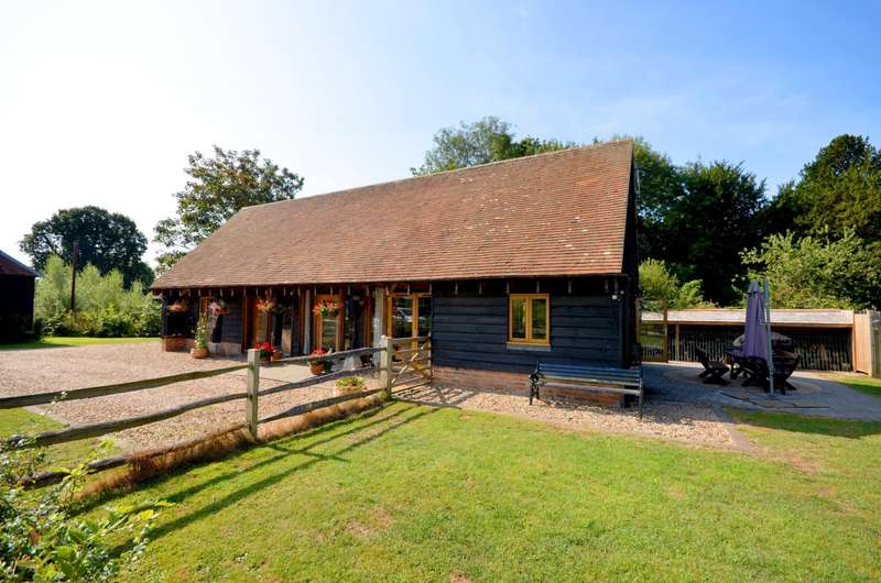 4 Bedrooms Detached House for sale in Botley, Southampton, SO30