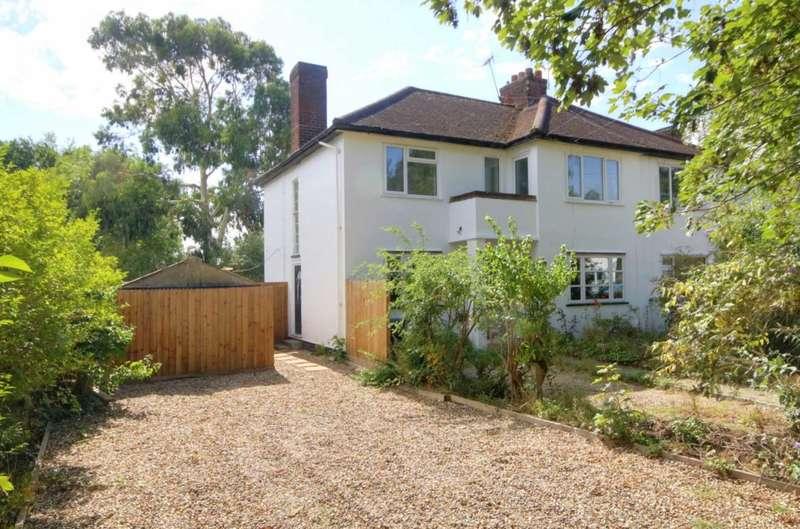2 Bedrooms Maisonette Flat for sale in Tavistock Ave, St Albans