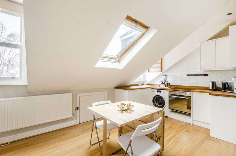 1 Bedroom Flat for sale in Elmcourt Road, Tulse Hill, SE27