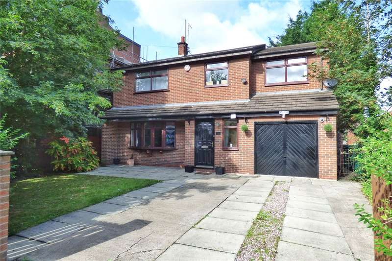 4 Bedrooms Detached House for sale in St. Marys Road, Moston, Manchester, M40