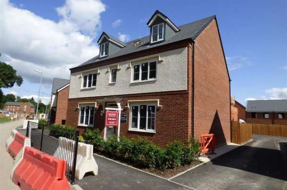 5 Bedrooms Property for sale in Doseley Park Development, St. Lukes Road, Doseley, Telford