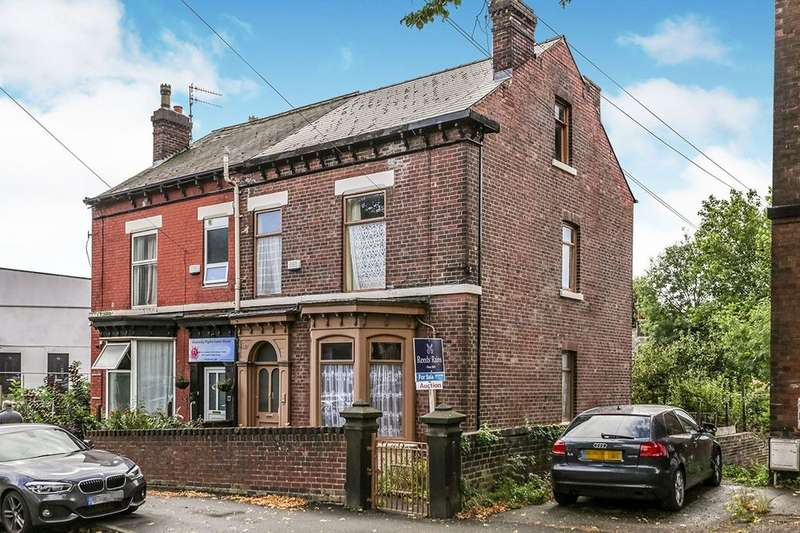 4 Bedrooms Semi Detached House for sale in Minna Road, Sheffield, S3