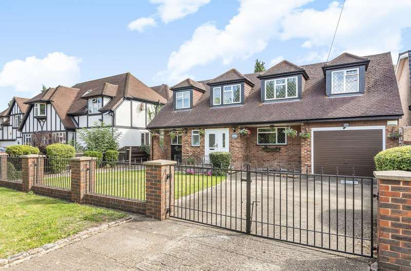 5 Bedrooms Chalet House for sale in Riverside, Wraysbury, TW19