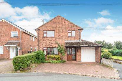 4 Bedrooms Detached House for sale in Goldcrest Close, Beechwood, Runcorn, Cheshire, WA7