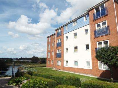 1 Bedroom Parking Garage / Parking for sale in Adamson House, Old Coach Road, Runcorn, Cheshire, WA7