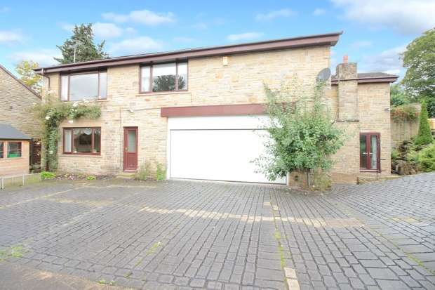 4 Bedrooms Detached House for sale in Upper Batley Low Lane, Batley, West Yorkshire, WF17 0AP