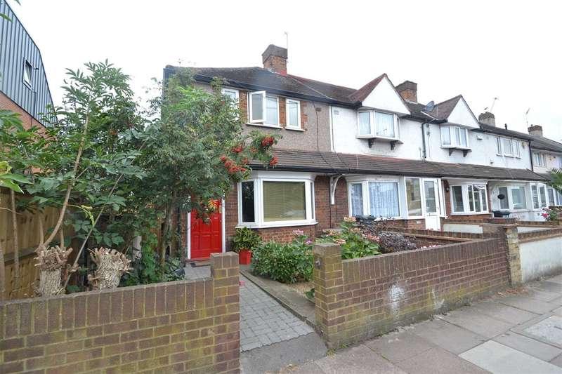 3 Bedrooms End Of Terrace House for sale in Hampton Road West, Hanworth
