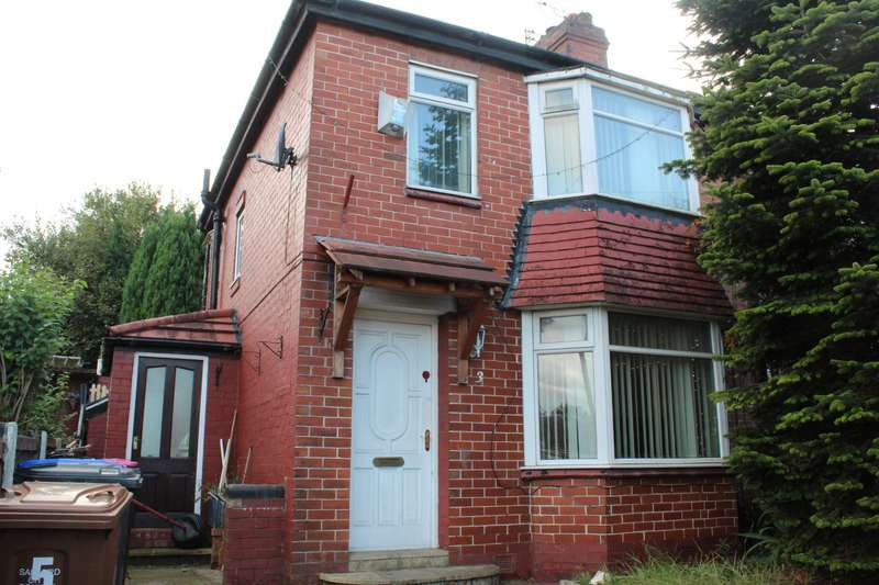 3 Bedrooms Semi Detached House for sale in Barclays Avenue, Salford, M6