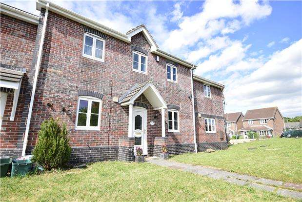 3 Bedrooms Terraced House for rent in Adderly Gate, Emersons Green, BRISTOL, BS16