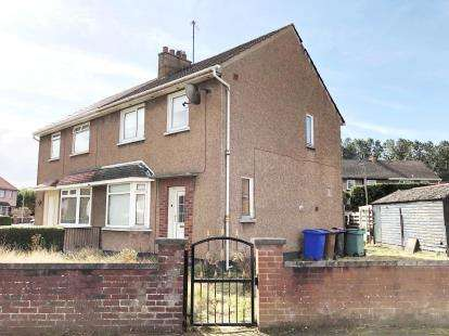 3 Bedrooms Semi Detached House for sale in Teviot Street, Ayr
