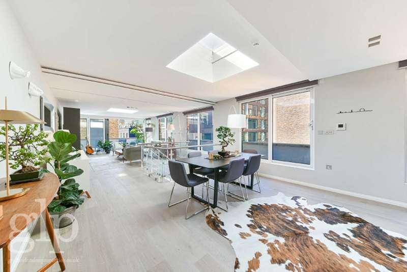 3 Bedrooms Flat for sale in Stukeley Street, London, WC2B