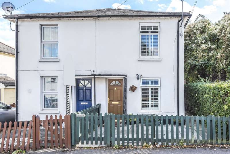 2 Bedrooms End Of Terrace House for sale in South Road, Maidenhead, Berkshire, SL6