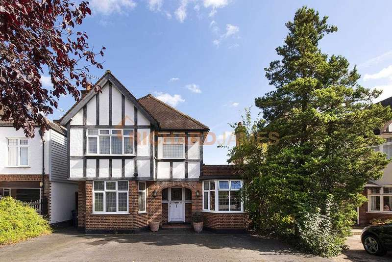 Property for sale in Parkside, Mill Hill, NW7