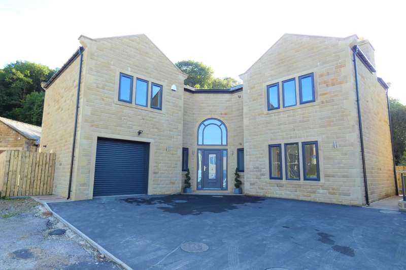 5 Bedrooms Detached House for sale in Badgerwood, Todmorden, Ol14