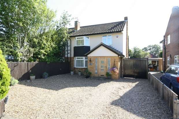 3 Bedrooms Semi Detached House for sale in Pinewood Green, Iver Heath, Buckinghamshire