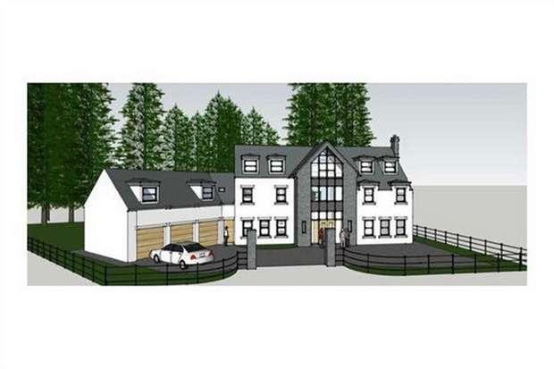 Detached House for sale in Manorside - Development Option, Wynyard Park, Billingham, Durham