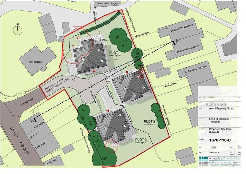 Land Commercial for sale in Mill Road, Wirral, CH61