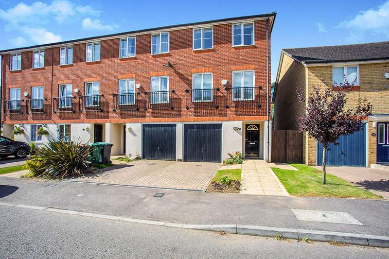 4 Bedrooms End Of Terrace House for sale in Edson Close, Watford, Hertfordshire, WD25