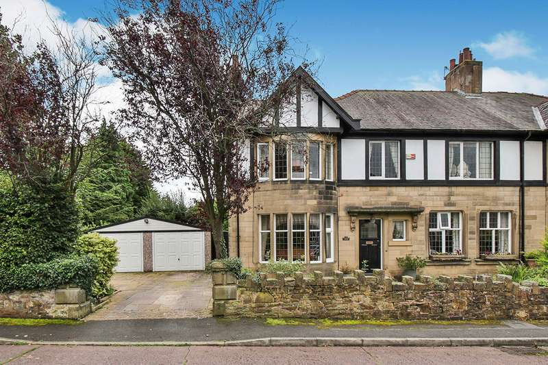 4 Bedrooms Semi Detached House for sale in Reedley Grove, Burnley, Lancashire, BB10