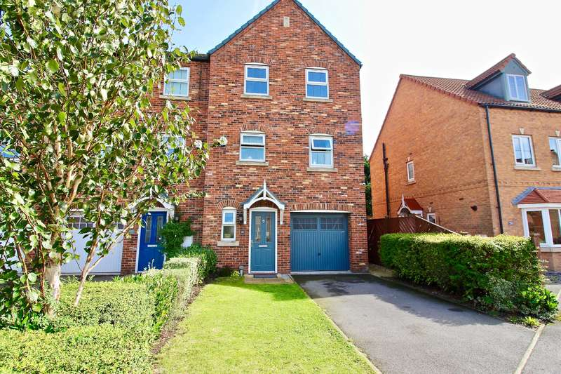 4 Bedrooms Town House for sale in Mallard Chase, Hatfield, Doncaster