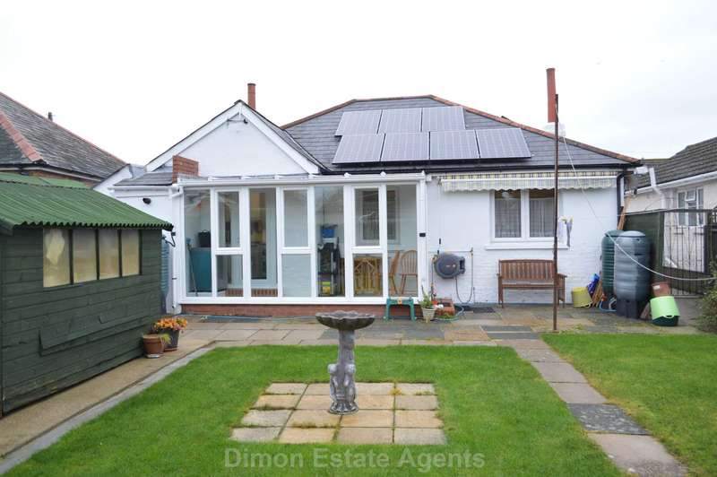 3 Bedrooms Detached Bungalow for sale in Oval Gardens, Alverstoke