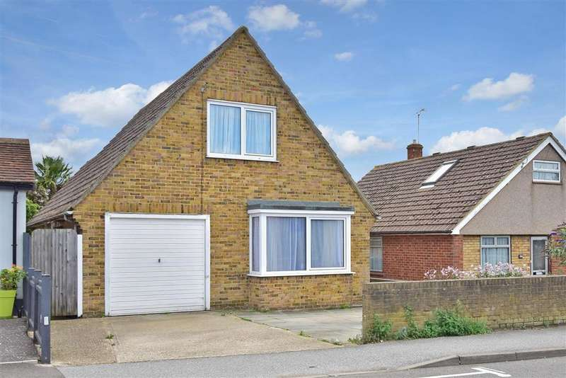 3 Bedrooms Bungalow for sale in Reculver Road, , Beltinge, Herne Bay, Kent