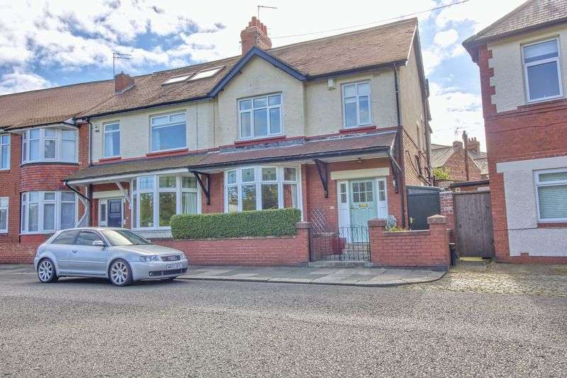 3 Bedrooms Property for sale in Lodore Road, Newcastle Upon Tyne
