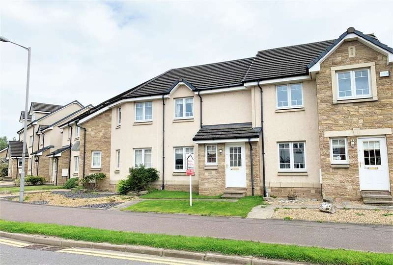 2 Bedrooms Terraced House for sale in Gowkhill Place, Larbert